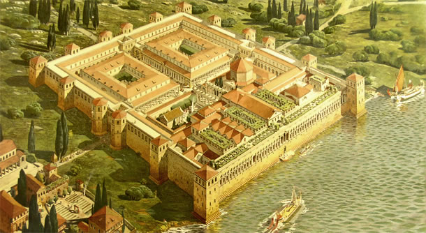 The Emperor Diocletian